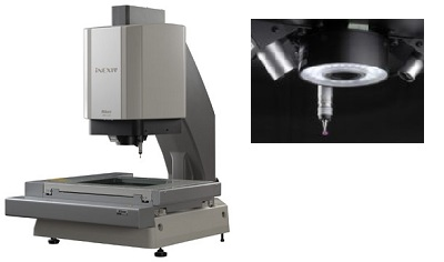 Nikon iNexiv with CMM-Manager