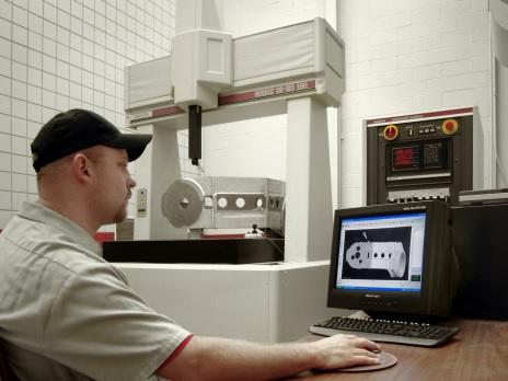Stillwater Technologies using CMM-Manager
