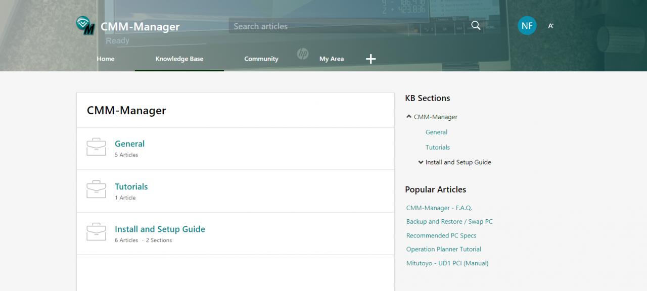 QxSoft Support Portal